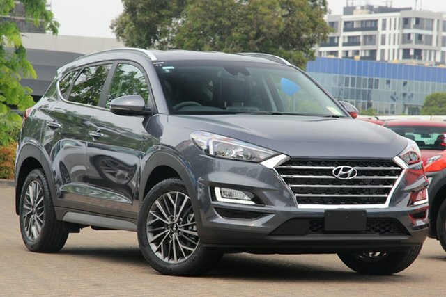 New Hyundai Tucson TL3 MY21 Elite D-CT AWD Moorooka, 2020 Hyundai Tucson TL3 MY21 Elite D-CT AWD Pepper Gray 7 Speed Sports Automatic Dual Clutch Wagon