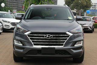 2020 Hyundai Tucson TL3 MY21 Elite D-CT AWD Pepper Gray 7 Speed Sports Automatic Dual Clutch Wagon