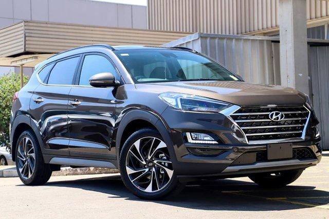 Demo Hyundai Tucson TL3 MY20 Highlander AWD, 2019 Hyundai Tucson TL3 MY20 Highlander AWD Sage Brown 8 Speed Sports Automatic Wagon