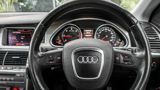 2007 Audi Q7 MY07 TDI Quattro Grey 6 Speed Sports Automatic Wagon