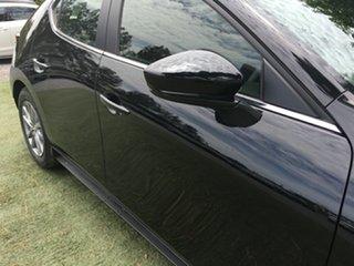 2019 Mazda 3 BP2H7A G20 SKYACTIV-Drive Pure Jet Black 6 Speed Sports Automatic Hatchback