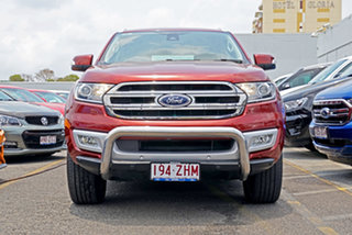 2015 Ford Everest UA Trend 4WD Sunset 6 Speed Sports Automatic Wagon.