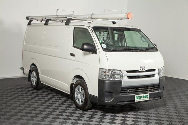 Used Toyota HiAce KDH201R LWB, 2015 Toyota HiAce KDH201R LWB Vanilla 4 speed Automatic Van