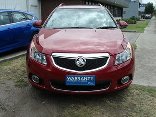 2014 Holden Cruze JH Series II MY14 CDX Sportwagon Velvet Red 6 Speed Sports Automatic Wagon.