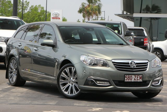 Used Holden Calais VF MY14 V Sportwagon, 2013 Holden Calais VF MY14 V Sportwagon Grey 6 Speed Sports Automatic Wagon