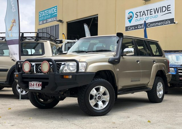 Used Nissan Patrol GU 6 MY08 ST, 2008 Nissan Patrol GU 6 MY08 ST 5 Speed Manual Wagon
