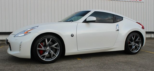 Used Nissan 370Z Z34 MY15 , 2015 Nissan 370Z Z34 MY15 White 7 Speed Sports Automatic Coupe