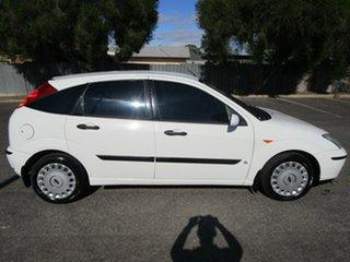 2005 Ford Focus LR CL 5 Speed Manual Hatchback.