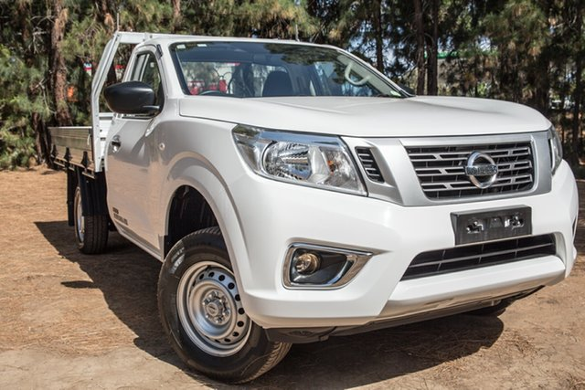 Used Nissan Navara D23 DX 4x2, 2016 Nissan Navara D23 DX 4x2 White 6 Speed Manual Cab Chassis