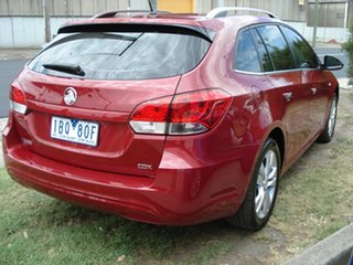 2014 Holden Cruze JH Series II MY14 CDX Sportwagon Velvet Red 6 Speed Sports Automatic Wagon