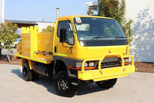 Used Mitsubishi Canter  , 1997 Mitsubishi Canter Yellow Manual Truck