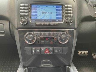 2008 Mercedes-Benz M-Class W164 MY08 ML500 Luxury Black 7 Speed Sports Automatic Wagon