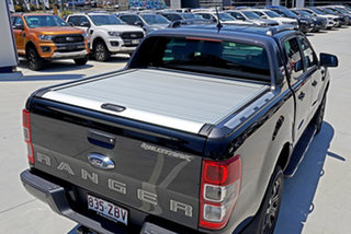2019 Ford Ranger PX MkIII 2019.75MY Wildtrak Pick-up Double Cab Black 10 Speed Sports Automatic