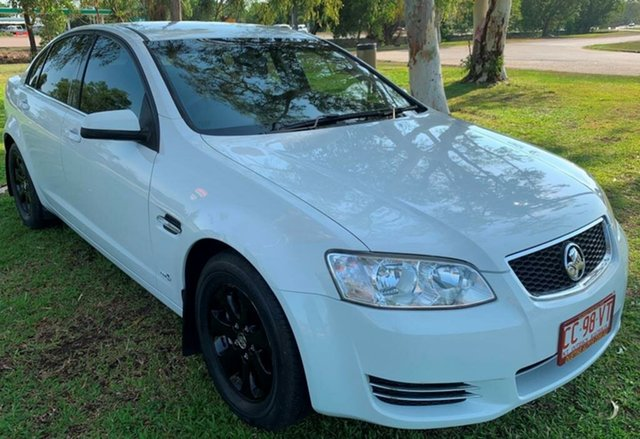 Used Holden Commodore VE II MY12.5 Omega, 2013 Holden Commodore VE II MY12.5 Omega White 6 Speed Sports Automatic Sedan