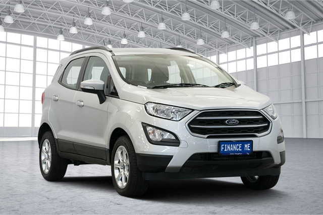 Used Ford Ecosport BL Trend, 2018 Ford Ecosport BL Trend Moondust Silver 6 Speed Automatic Wagon