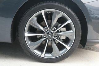 2019 Hyundai Veloster JS MY20 Coupe Dark Knight 6 Speed Automatic Hatchback.