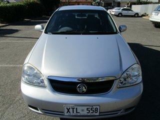 2008 Holden Viva JF MY08 Upgrade 4 Speed Automatic Sedan.