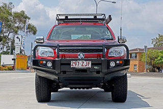 2012 Holden Colorado 7 RG MY13 LTZ Red 6 Speed Sports Automatic Wagon.