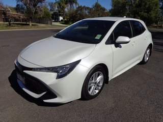 2018 Toyota Corolla Mzea12R Ascent Sport Crystal Pearl Continuous Variable Hatchback