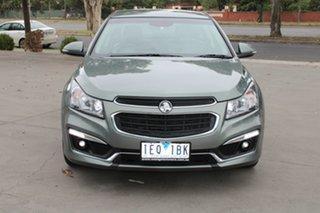 2015 Holden Cruze JH MY15 SRi V 6 Speed Automatic Sedan.
