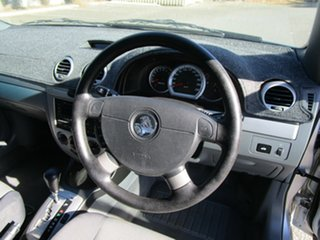 2008 Holden Viva JF MY08 Upgrade 4 Speed Automatic Sedan