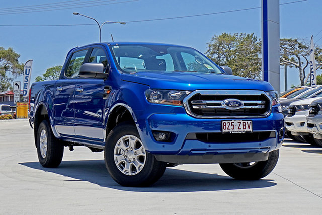 Used Ford Ranger PX MkIII 2019.75MY XLS Pick-up Double Cab, 2019 Ford Ranger PX MkIII 2019.75MY XLS Pick-up Double Cab Blue 6 Speed Sports Automatic Utility