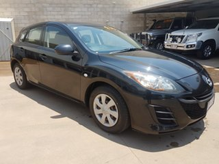 2010 Mazda 3 BL Neo Black 6 Speed Manual Hatchback