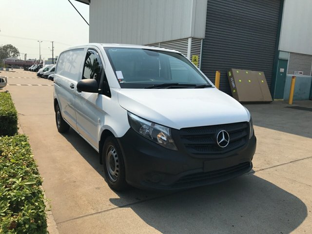 Used Mercedes-Benz Vito 447 116BlueTEC SWB 7G-Tronic +, 2015 Mercedes-Benz Vito 447 116BlueTEC SWB 7G-Tronic + Arctic 7 speed Automatic Van