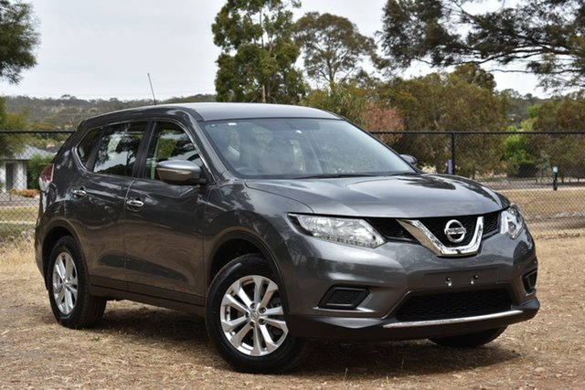 Used Nissan X-Trail T32 ST X-tronic 2WD, 2016 Nissan X-Trail T32 ST X-tronic 2WD Grey 7 Speed Constant Variable Wagon