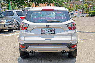 2019 Ford Escape ZG 2019.25MY Ambiente 2WD White Platinum 6 Speed Sports Automatic Wagon