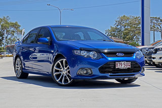 2012 Ford Falcon FG MkII XR6 Limited Edition Kinetic 6 Speed Sports Automatic Sedan.