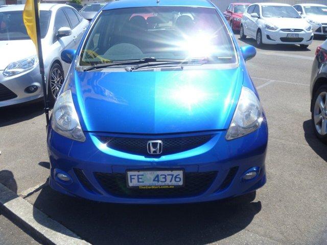 Used Honda Jazz GD MY05 VTi-S, 2005 Honda Jazz GD MY05 VTi-S Blue 5 Speed Manual Hatchback