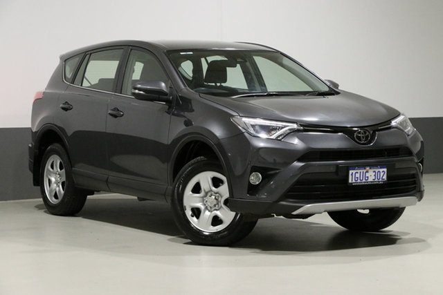 Used Toyota RAV4 ASA44R MY18 GX (4x4), 2018 Toyota RAV4 ASA44R MY18 GX (4x4) Graphite 6 Speed Automatic Wagon