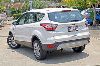 2019 Ford Escape ZG 2019.25MY Ambiente 2WD White Platinum 6 Speed Sports Automatic Wagon.