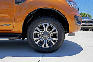 2019 Ford Ranger PX MkIII 2019.75MY Wildtrak Pick-up Double Cab Saber 10 Speed Sports Automatic