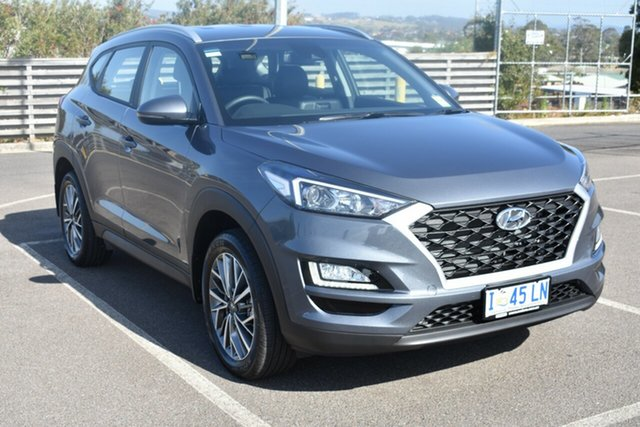 Demo Hyundai Tucson TL4 MY20 Active X 2WD, 2019 Hyundai Tucson TL4 MY20 Active X 2WD Pepper Gray 6 Speed Automatic Wagon