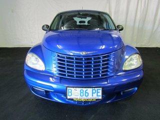 2005 Chrysler PT Cruiser PG MY2006 GT Blue 4 Speed Automatic Wagon.