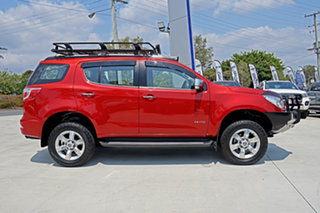 2012 Holden Colorado 7 RG MY13 LTZ Red 6 Speed Sports Automatic Wagon