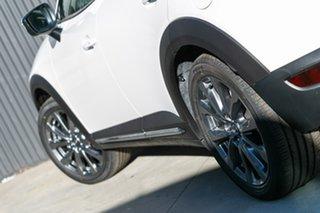 2019 Mazda CX-3 CX-3 Snowflake White Pearl Wagon