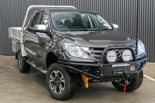 2018 Mazda BT-50 UR0YG1 Titanium Flash 6 Speed Steptronic Utility.