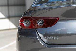 2019 Mazda 3 G25 Machine Grey 6 Speed Steptronic Sedan