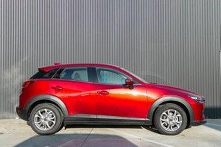 2019 Mazda CX-3 CX-3 D 6AUTO MAXX SPORT PETROL FWD Soul Red Crystal Wagon.