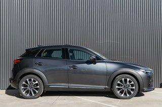 2019 Mazda CX-3 DK2W7A Akari SKYACTIV-Drive FWD Machine Grey 6 Speed Sports Automatic Wagon.