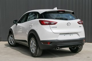 2019 Mazda CX-3 Maxx Snowflake White Pearl 6 Speed Manual Wagon