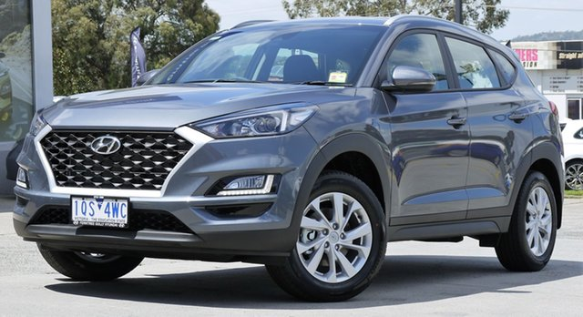 Demo Hyundai Tucson TL4 MY20 Active 2WD, 2019 Hyundai Tucson TL4 MY20 Active 2WD Pepper Gray 6 Speed Automatic Wagon