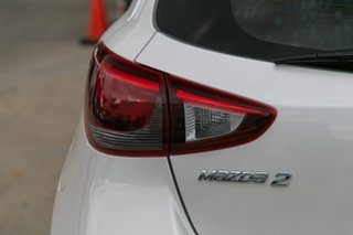 2019 Mazda 2 Mazda2 Snowflake White Pearl Hatchback