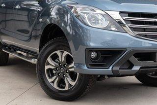 2019 Mazda BT-50 UR0YG1 XTR Blue Reflex 6 Speed Sports Automatic Utility.