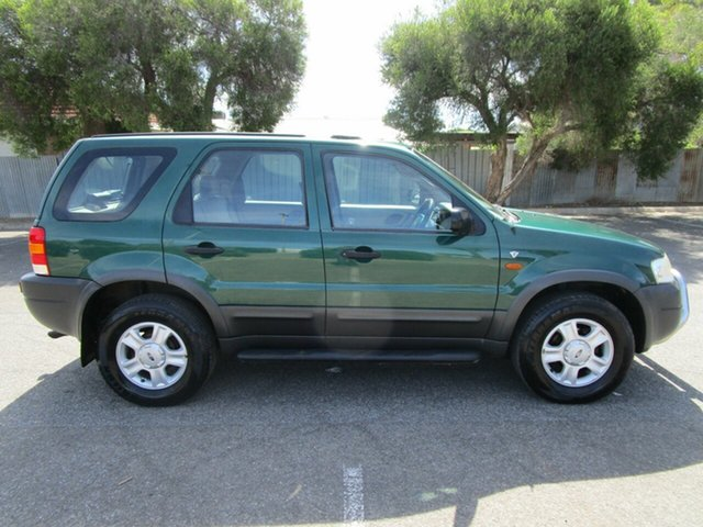 Used Ford Escape ZA XLT, 2004 Ford Escape ZA XLT 4 Speed Automatic Wagon