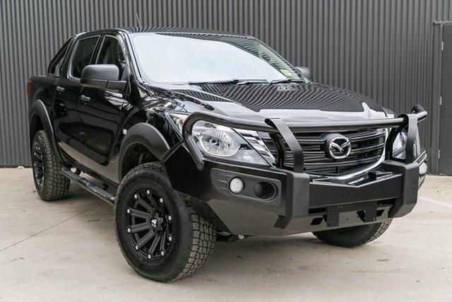 New Mazda BT-50 UR0YG1 XT, 2019 Mazda BT-50 UR0YG1 XT Jet Black 6 Speed Sports Automatic Utility