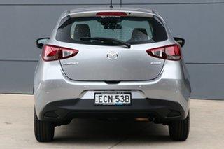 2019 Mazda 2 DJ2HAA Neo SKYACTIV-Drive Aluminium 6 Speed Sports Automatic Hatchback